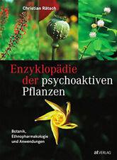 ?Enzyklopädie der psychoaktiven Pflanzen | Christian Rätsch | 2018 | deutsch