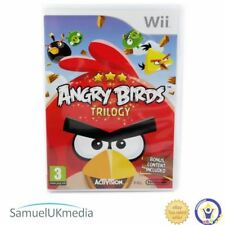 ANGRY BIRDS TRILOGY (WII) **GREAT CONDITION**