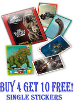 PANINI Jurassic World - The Ultimate Sticker Collection (2020)   #1-216 C1-C50