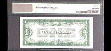 1934 $1.00 Funny Back Silver Certificate