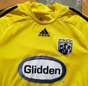 Columbus Crew jersey shirt soccer 2008 MLS season