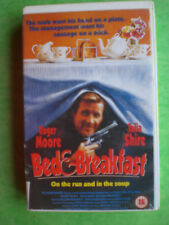 BED AND BREAKFAST  (ROGER MOORE)   - BIG BOX ORIGINAL - RARE AND DELETED
