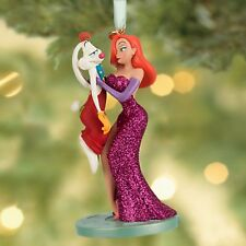 Disney Roger Rabbit and Jessica  Christmas Tree Ornament  (new with tag)  2013