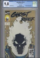 Ghost Rider #v2 #15 CGC 9.8 1991 Marvel  Gold Glow-in-Dark Cover: New Frame