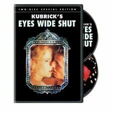 Eyes Wide Shut (Dvd,1999)