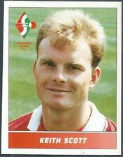 PANINI FOOTBALL LEAGUE 95 -#303-SWINDON TOWN-KEITH SCOTT