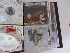 Music CD Rock Pop Music Mixed Lot of 50 CDs without Jewel Cases   #9490