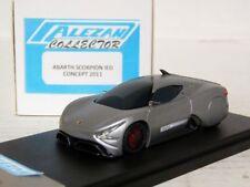Alezan AC75 1/43 2011 Abarth Scorp-ION IED Concept Resin Handmade Model Car