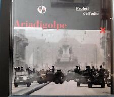 ARIADIGOLPE ARIA DI GOLPE PROFETI DELL'ODIO CD LP HIP HOP DISCO RAP POSSE
