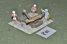 25mm Dark Ages/ARABO-CONQUISTA Catapulta 1 figure dipinte-Arte (801)