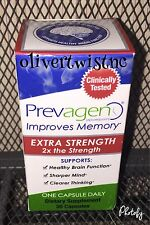 Quincy Prevagen EXTRA STRENGTH 30 Caps Improves Memory Healthier Brain New