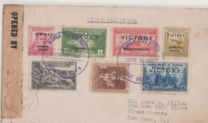 1946 Victory and Peace Stamps & Covers.Philippines, Basuto; Swazi; Bech Land