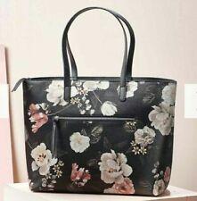 Brand New Fiorelli Black Floral Tote Handbag Shopping Bag RRP £55
