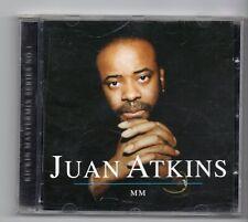 (JF454) Juan Atkins, Master Mix No 1 - 1999 CD