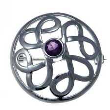 Gioielli di lusso viola in argento
