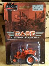 SPECCAST  1:64  CASE DC-3 LP gas narrow front end  Tractor