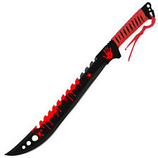 Outdoor Blood on the Wall Parang Wilderness War Machete