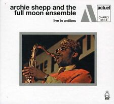 Shepp Archie - Live In Antibes [CD]