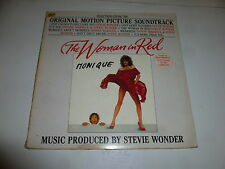 THE WOMAN IN RED - Motion Picture Soundtrack - 1984 Dutch 8-track Vinyl LP