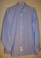 MICHEAL/KORS~man's~WASHED/BLUE/BUTTON/FRONT/DRESS/SHIRT! (161/2~32/33) N/W/TAGS!