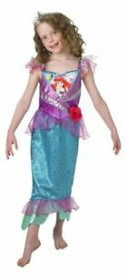 The Little Mermaid Ariel Shimmer Child Costume Large
