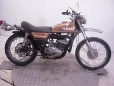 1974 Yamaha DT250A Unregistered US Import Barn Find Classic Restoration Project