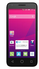"Alcatel One Touch Pixi 3 4027A Black 4.5"" Screen 5MP Camera Android 4.4.2"
