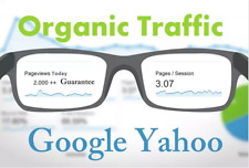 Unlimited Lifetime Website Traffic for 1 Website only 10$ Traffic is 100% Safe
