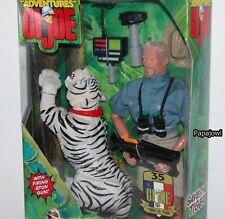 "The Adventures Of GI Joe Save the Tiger With Firing Stun Gun 12"" Action Hasbro"