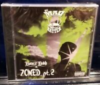 Bones Dubb of Axe Murder Boyz - Zoned pt. 2 CD SEALED insane clown posse twiztid