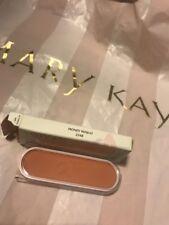Mary Kay Powder Perfect Cheek Color Blush Honey Wheat Brand New In Box .2oz 5g