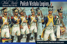 POLISH VISTULA LEGION - WARLORD GAMES - BLACK POWDER -SHIPPING NOW