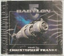 Babylon 5  Original Soundtrack B5 Suite  CD  NEW SEALED  Christopher Franke