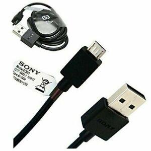 Sony XPERIA Genuine  Z5 Compact Premium Z5 Z3 M4 M5 Micro Usb Cable
