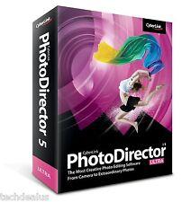 Cyberlink PhotoDirector 5 Ultra  @NEW@