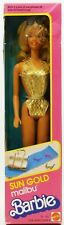 Barbie Sun Gold Malibu 1983 Mattel 1067 NRFB