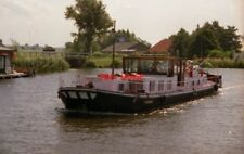 PHOTO  NETHERLANDS RIVER VECHT 1993 BOAT (CONVERSION)