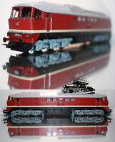 Piko 59740 - Diesellok BR 130, DR, Epoche IV, Gleichstrom, Spur H0, NEU & OVP