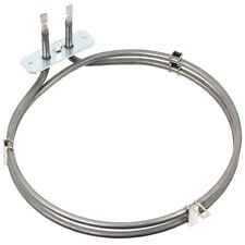 SPARES2GO 2 Turn Heating Element for Lamona HAP5002 HAP5003 HJA5100 Fan Oven 1800w