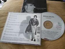 SERGIO DALMA : ADIVINA 11 TRACKS CD ALBUM MERCURY HORUS 1992  SPAIN