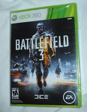 Battlefield 3 (Microsoft Xbox 360, 2011) BRAND NEW FACTORY SEALED VIDEO GAME
