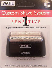 Wahl Sensitive Shaver Foil Screen Head for 5 Star,4000, and Dynaflex