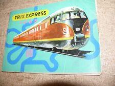 B19 Trix Express Katalog 1963
