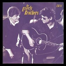 THE EVERLY BROTHERS - SPAIN LP MERCURY 1989 - EB 84