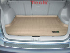 WeatherTech Cargo Liner Trunk Mat - Toyota Matrix - 2003-2008 - Tan