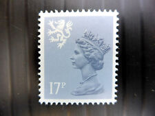 GB SCOTLAND Machin 17p SGS57 Unmounted Mint NEW SALE PRICE FP2372