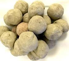 45 Clay Balls/ Clay Stones/ Tandoor Stones for Restaurant Tandoori Ovens