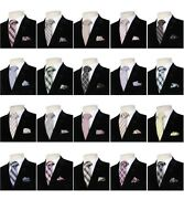 Boys Plaid Neckties Children Party Wedding Kids Checkered Formal Ties with Hanky