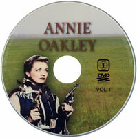 ANNIE OAKLEY THE COMPLETE TV SERIES NEW DVD ALL 81 EPISODES