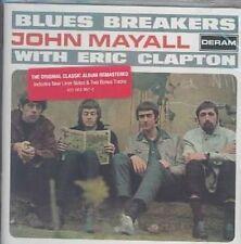 Bluesbreakers with Eric Clapton [Remastered] [Remaster] by John Mayall/John Mayall & the Bluesbreakers (John Mayall) (CD, Jun-2001, Uptown/Universal)